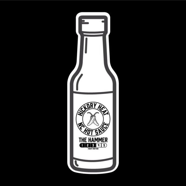 The Hammer - Hickory Heat North Carolina Hot Sauce